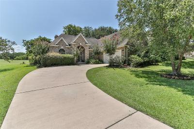Montgomery Single Family Home For Sale: 120 Spring Lake Drive