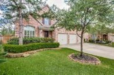 Humble Single Family Home For Sale: 16910 Caldwell Pointe Court