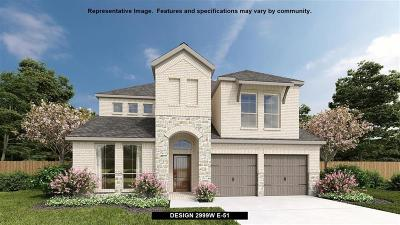 Missouri City Single Family Home For Sale: 2759 Parker Oak Pass