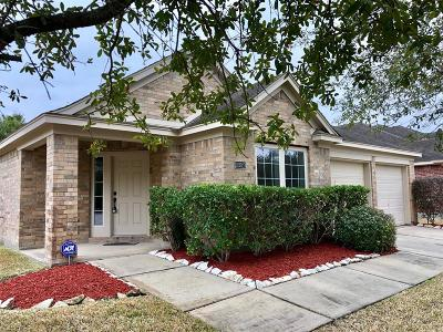 Kingwood Single Family Home For Sale: 26920 Carriage Manor Lane
