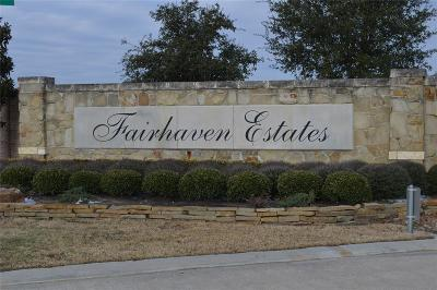 Cypress Residential Lots & Land For Sale: 17326 Sheffield Park Drive