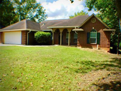Shepherd Single Family Home For Sale: 600 S Railroad Avenue