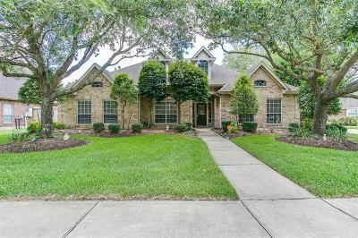 Friendswood Single Family Home For Sale: 2866 Wimbledon Lane