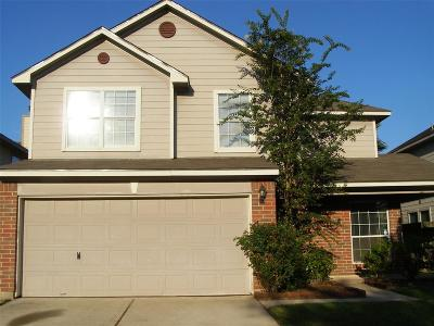 Tomball Single Family Home For Sale: 19814 Waterflower Drive