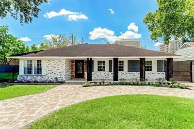 Houston Single Family Home For Sale: 4619 Merwin Street