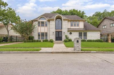 Single Family Home For Sale: 15731 Brook Forest Drive
