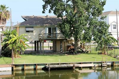 Bayou Vista Single Family Home For Sale: 442 Pompano Street