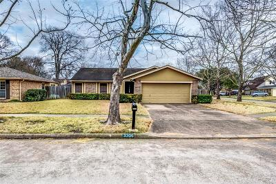 Sugar Land Single Family Home For Sale: 3306 Timber View Drive
