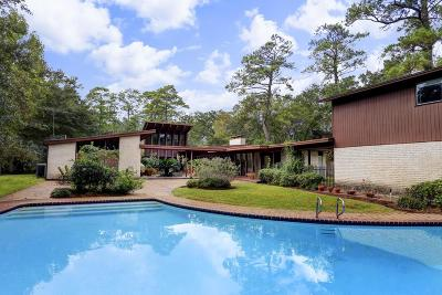 Piney Point Village Single Family Home For Sale: 2 Memorial Point Lane