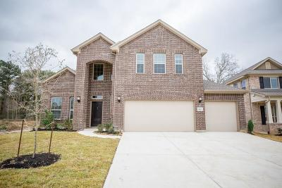 Crosby Single Family Home For Sale: 15622 E Galley Drive