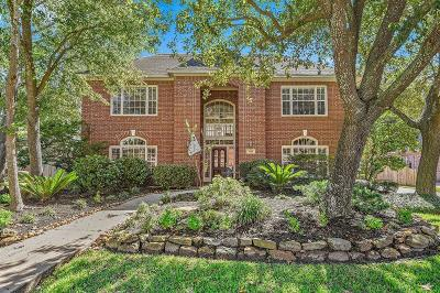 Kingwood Single Family Home For Sale: 3626 Valley Chase Drive