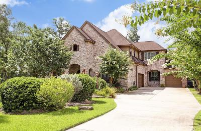 Montgomery Single Family Home For Sale: 11536 Grand Pine Drive