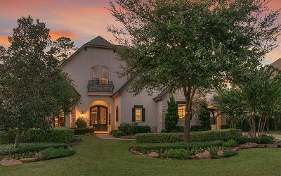The Woodlands Single Family Home For Sale: 31 Player Point