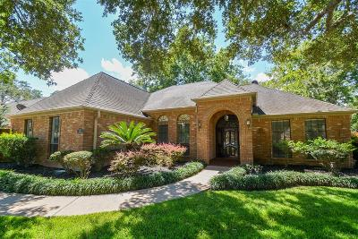 Fulshear Single Family Home For Sale: 5435 Westerdale Drive
