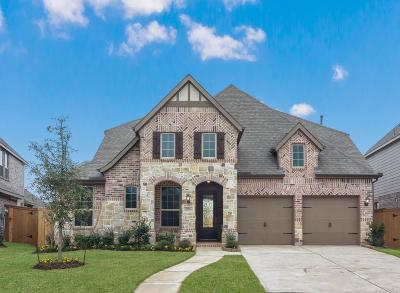 Katy Single Family Home Pending Continue to Show: 23714 Daintree Place