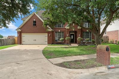 Deer Park Single Family Home For Sale: 1914 Wynridge Drive