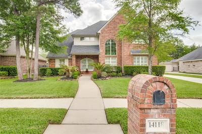 Summerwood Single Family Home For Sale: 14118 Rock Dove Lane