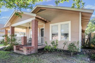 Houston Single Family Home For Sale: 502 Aurora Street