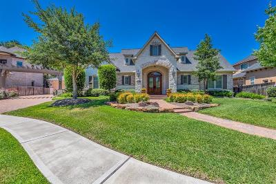 Katy Single Family Home For Sale: 4803 Raven Bluff