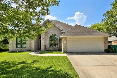Seabrook Single Family Home For Sale: 4610 S Flamingo Drive