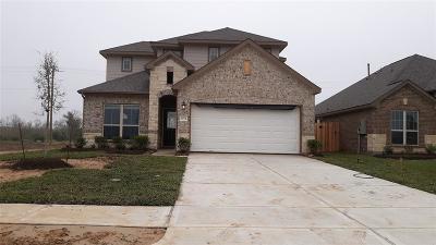 Texas City Single Family Home For Sale: 8713 Explorer Drive