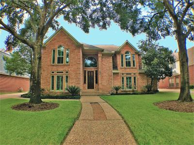 Katy Single Family Home For Sale: 1718 Beacon Cove Court