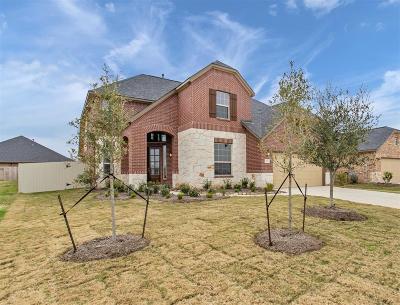 Rosenberg Single Family Home For Sale: 527 Round Lake Drive