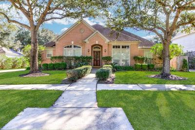 Single Family Home For Sale: 8342 Gentlewood Court