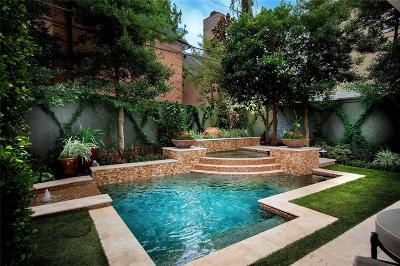 Houston TX Single Family Home For Sale: $2,699,999