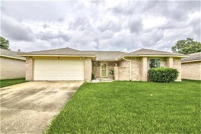 Stafford Single Family Home For Sale: 2706 Magnolia Court