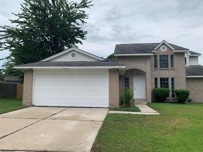 Cypress Single Family Home Option Pending: 14106 Cellini Drive