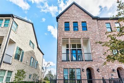 Houston Condo/Townhouse For Sale: 9457 Fannin