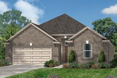 Magnolia Single Family Home For Sale: 3925 Eagle Nest Lake Lane