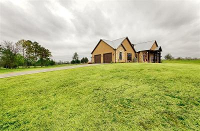 Montgomery Farm & Ranch For Sale: 1090 N Mount Mariah Road