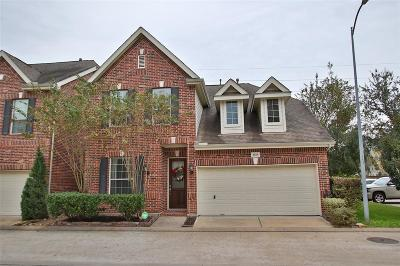 Houston Single Family Home For Sale: 1523 Olive Place