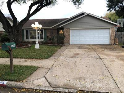 Pasadena Single Family Home For Sale: 4306 Ute Street