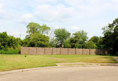 Houston Residential Lots & Land For Sale: 1005 River Glynn Drive