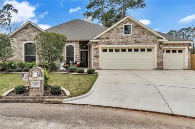 Montgomery Single Family Home For Sale: 2827 Sunburst Lane