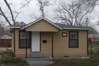 Houston Single Family Home For Sale: 3719 Lydia Street