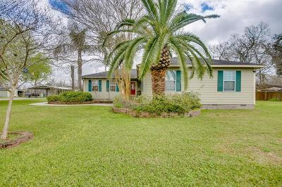 Pearland Single Family Home For Sale: 1525 Garden Road