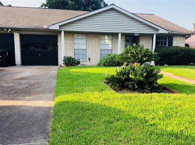 Houston Single Family Home For Sale: 415 County Fair Drive