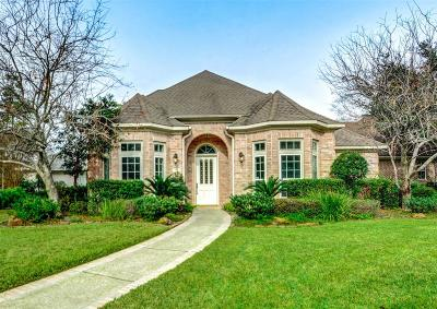 Houston Single Family Home For Sale: 40 Champion Villa Drive