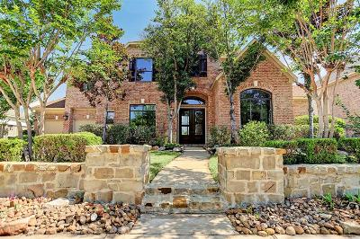 Cypress Single Family Home For Sale: 18706 Thomas Survey Drive