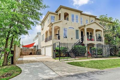 Houston Condo/Townhouse For Sale: 1617 Parker Street