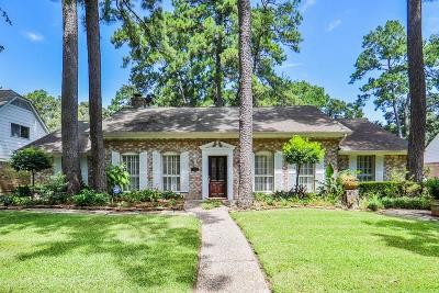 Houston Single Family Home For Sale: 5810 Boyce Springs Drive
