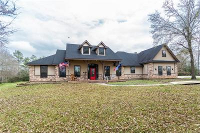 Montgomery Single Family Home For Sale: 27231 Mock Lane Lane