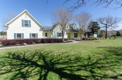 Willis Single Family Home For Sale: 12682 Timberline Estates Drive