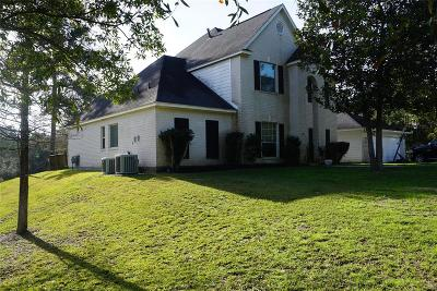 Conroe Single Family Home For Sale: 3004 Teas Crossing Court