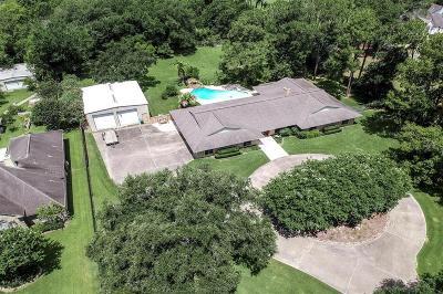 Pasadena Single Family Home For Sale: 4230 Fox Meadow Lane