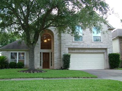 Sugar Land Single Family Home For Sale: 12710 Orchard Summit Drive